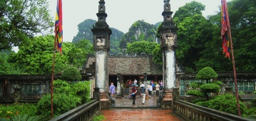 Hoa Lu - Tam Coc - Cuc Phuong National Park 2 days 1 night