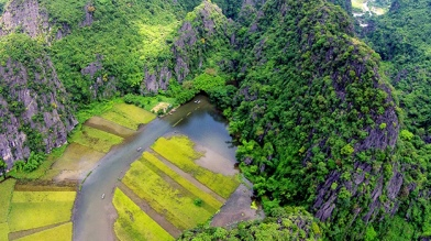 Hoa Lu - Tam Coc - Thung Chim 2 days 1 night